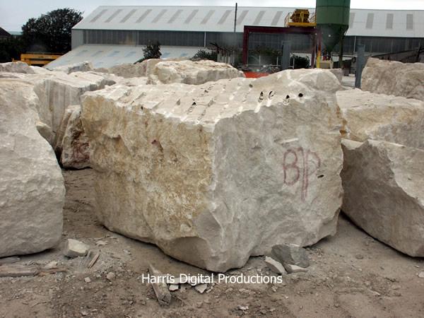 Whitbed Stone Blocks